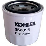 Kohler 252898 Fuel Filter Genuine OEM