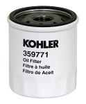 Kohler 359771 Oil Filter Genuine OEM