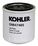 Kohler GM47465 Oil Filter Genuine OEM
