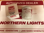 Northern lights 24-02002 Oil Filter 24-02001 140516130 24-03100 140516170