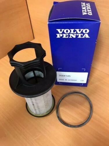 Fits Volvo Penta Crank Case Breather Filter 3584145 for D4 D6 D9