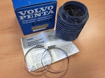 Volvo Penta 876633 Exhaust Bellow Kit Genuine OEM 875828, 850004, 875829, 850443