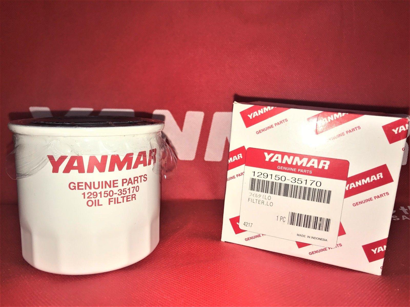 Yanmar 129150-35170 Filter Oil