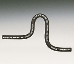 Genuine Volvo Penta Rubber Exhaust Hoses