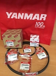 Yanmar 2GM20 3GM30 Maintenance Minor Kit 24341-000440 104211-42071 128670-77350