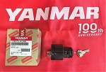 Yanmar OEM Ignition Switch & Key 124070-91250