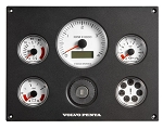 Volvo Penta Instrument Mounting Kits and Bezels