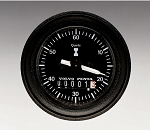 Genuine Volvo Penta Operating Clock Meter # 872479