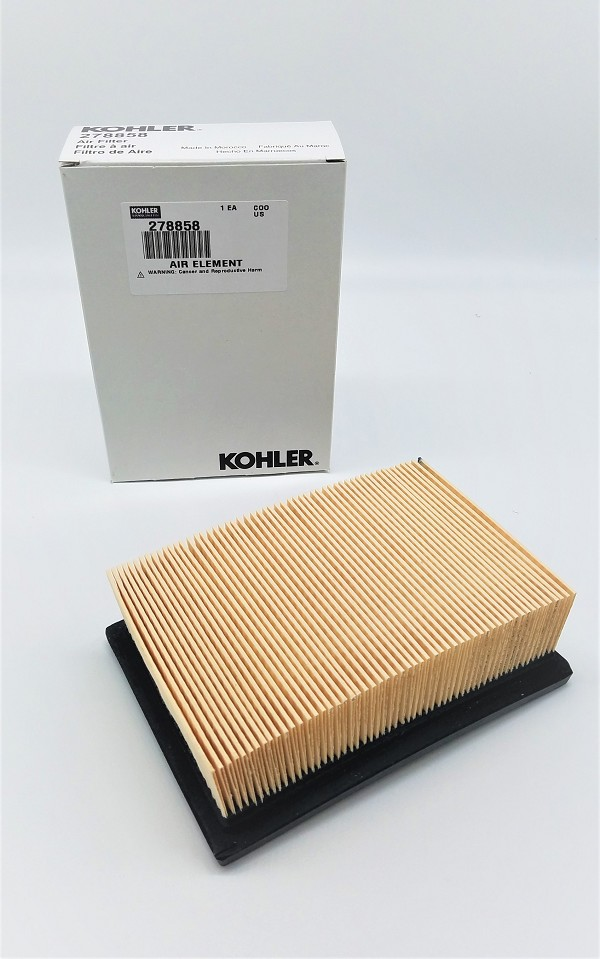 Genuine OEM Kohler Air Filter 278858