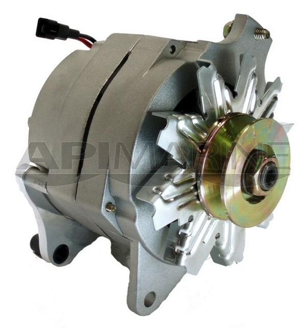 Alternator 12V 94A Api Marine 20025 Yanmar 129772-77200 Hitachi LR155-20