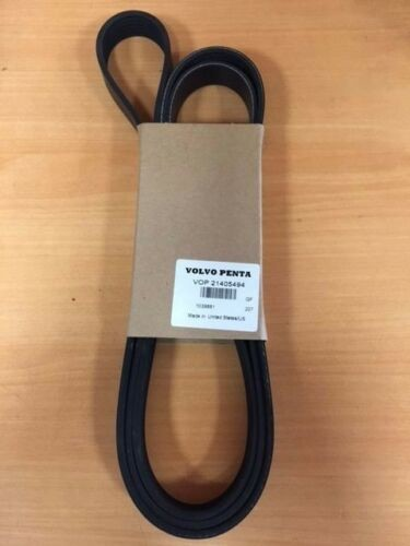 Volvo Penta 21405494 Belt Genuine OEM