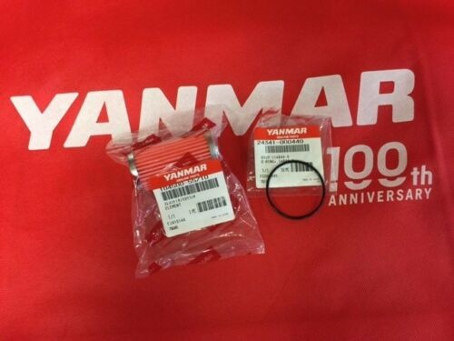 Yanmar Kit Fuel Filter 104500-55710 O-ring 24341-000440